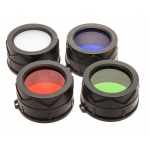 Nitecore valgusfilter 60mm peaga taskulampidele